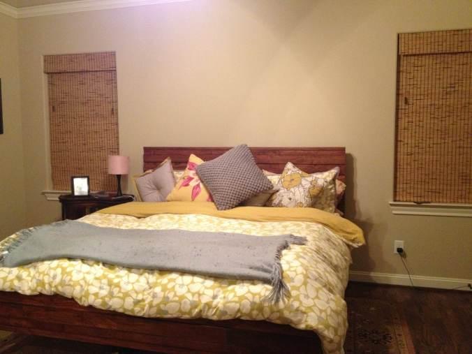 Bedroom Before 1