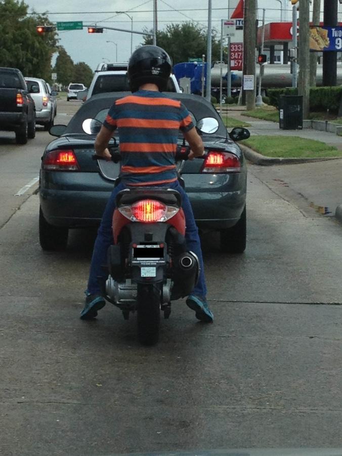 Benson Scooter